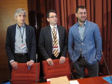 """Comín dóna per """"estabilitzat"""" el brot d'enterovirus per l'absència de nous casos (EUROPA PRESS)"""