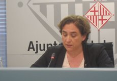 """Ada Colau demana """"proporcionalitat"""" als Mossos i evitar escalades de violència (EUROPA PRESS)"""