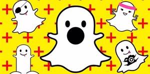 Snapchat capta 1.614 millones de euros en una ronda de financiación (SNAPCHAT)