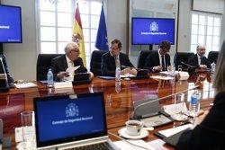 Rajoy parlarà de Veneçuela al Consell de Seguretat Nacional (EUROPA PRESS)
