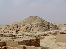 Egipte reobre la piràmide del rei Unis després de 20 anys de tancament (WIKIPEDIA)