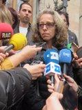 Absuelven a los dos mossos acusados por la pérdida de un ojo de Quintana en la huelga de 2012