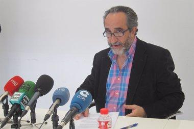 Foto: Salvador Blanco seguirá al frente de Sodercan (EUROPA PRESS)