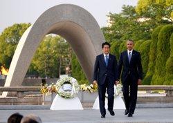 Obama crida des d'Hiroshima a