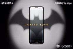 Samsung anuncia un Galaxy S7 Edge de Batman inspirat en 'Injustice: Gods Among Us' (EUROPAPRESS)