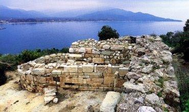 Atribuyen ruínas a la tumba de Aristóteles (KOSTAS SISMANIDIS)