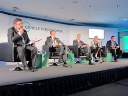 Gual (CaixaBank) calcula que el 70% de la feina actual pot ser automatitzada (EUROPA PRESS)