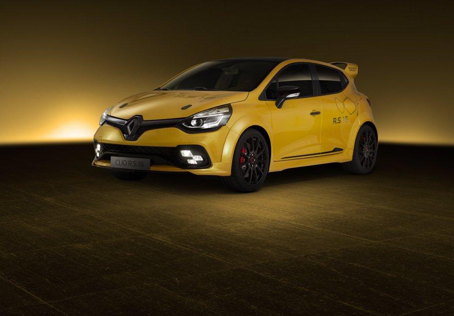 Foto: Renault presenta un prototipo del Clio con 275 caballos (RENAULT)