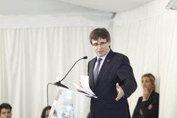 Puigdemont deixa clar a la CUP que l'única alternativa als seus pressupostos és prorrogar els actuals (EUROPA PRESS)