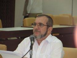 'Timochenko' reclama l'alliberament d'Hernández-Mora (COLPRENSA)