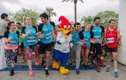 Prop de 2.000 persones corren a PortAventura per l'Associació Down Tarragona (PORTAVENTURA)