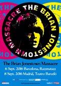The Brian Jonestown Massacre, en septiembre en Barcelona y Madrid