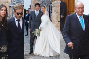 Alejandro Santo Domingo y Lady Charlotte Wellesley: un romántico 'sí quiero' anadaluz