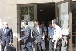 El judici contra Messi i el seu pare per presumpte frau a Hisenda començarà aquest dimarts (EUROPA PRESS)