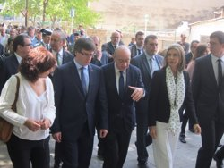 Jorge Fernández dóna suport a l'actuació de Mossos a Gràcia i ho contrasta amb Colau i Cup (EUROPA PRESS)
