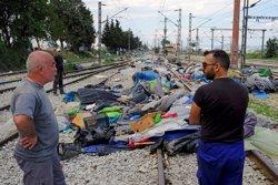 Detingut a Àustria un neonazi que va amenaçar a assassinar sol·licitants d'asil (MARKO DJURICA / REUTERS)