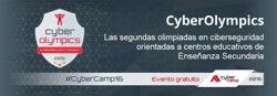 Segona edició de CyberOlympics (INCIBE)