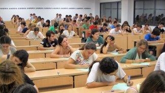 """Los estudiantes """"más brillantes"""" de Bachillerato, satisfechos con la preparación recibida para Selectividad (EUROPA PRESS)"""