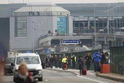 L'Aeroport de Brussel·les reobre aquest dijous la zona danyada per l'atemptat (ARCHIVO)