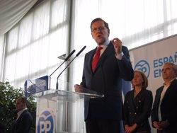 Rajoy repta les altres forces polítiques a dir que qui guanya les eleccions ha de governar (EUROPA PRESS)