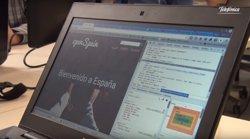 Un grup de joves crea una pàgina web per ajudar a la integració de refugiats a Espanya (TELEFÓNICA)