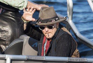 """Doug Stanhope, contra Amber Heard: """"Johnny Depp fue usado y manipulado"""""""