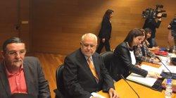 Cotino recollirà sentència obertura de judici per contractar la trama per la visita Papa (EUROPA PRESS)