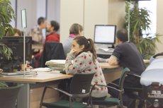 El 37% de los españoles ve su espacio de trabajo estresante y la mitad está poco motivado (EUROPA PRESS)