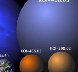 Un nuevo exoplaneta, candidato a albergar una 'Pandora' habitable (UNIVERSITY OF BRITISH COLUMBIA )