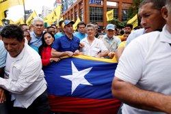 La oposición aplaude el uso de la Carta Democrática de la OEA contra Venezuela (REUTERS)