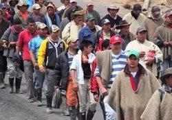 La Fiscalía hará un especial seguimiento a las marchas del sector agrario en Colombia (TWITTER PARO AGRARIO 2014)