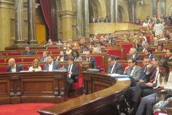 El Parlament aborda una llei per modificar Successions en ple debat pressupostari (EUROPA PRESS)