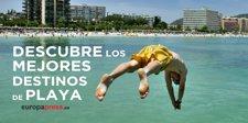 Los destinos de playa preferidos por los españoles