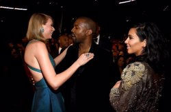 Taylor Swift, Donald Trump y Rihanna desnudos en el nuevo videoclip de Kanye West (GETTY)