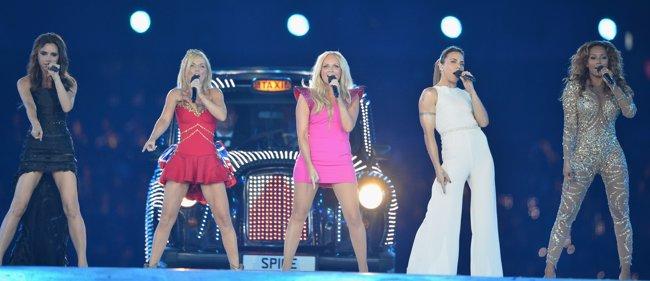 Spice Girls planea su regreso... en una serie de televisión (JEFF J MITCHELL)