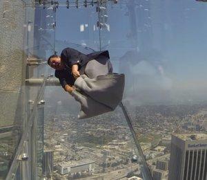 Skyslide, el tobogán  más aterrador del mundo