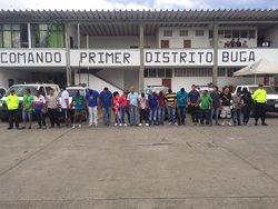Capturan en Colombia a 24 presuntos integrantes del 'Clan del Golfo' (COLPRENSA)
