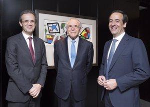 CaixaBank aprueba el cambio de presidente de Fainé a Jordi Gual y renueva el consejo (CAIXABANK/JORDI NIEVA)