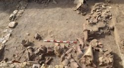 Unes excavacions troben a Empúries 200 denaris de plata a la ciutat romana (GOVERN)