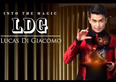 Lucas Di Giacomo, el joven mago de las celebrities al estilo de 'Ahora me ves 2'