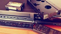 Tanca l'última fàbrica dedicada a produir reproductors de vídeo: adéu definitiu al VHS? (PIXABAY)
