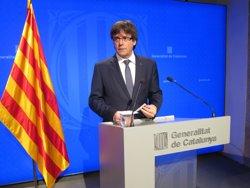 Puigdemont condemna el tiroteig en un centre comercial de Munic (Alemanya) (EUROPA PRESS)