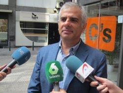 Carrizosa assegura que C's s'abstindrà per evitar terceres eleccions (EUROPA PRESS)