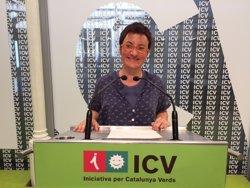 ICV demana al Parlament que decideixi si inclou el procés constituent en el ple (EUROPA PRESS)