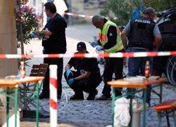 El Govern de Baviera vincula l'atac d'Ansbach amb el terrorisme islamista (MICHAELA REHLE/REUTERS)