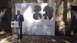 El Govern farà un estudi de geolocalització de les fosses de les Terres de l'Ebre (EUROPA PRESS)