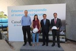 El CaixaForum de Sevilla obrirà les portes en la segona quinzena de febrer del 2017 (EUROPA PRESS)