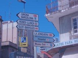 El RACC alerta de la mala senyalització a la Costa Brava (RACC)