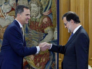 Rei reprèn la ronda de consultes rebent CDC, PNB i les confluències territorials de Podem (POOL)