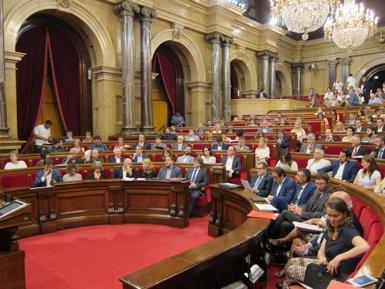 El Parlament votarà el procés constituent a petició de JxSí i la CUP (EUROPA PRESS)
